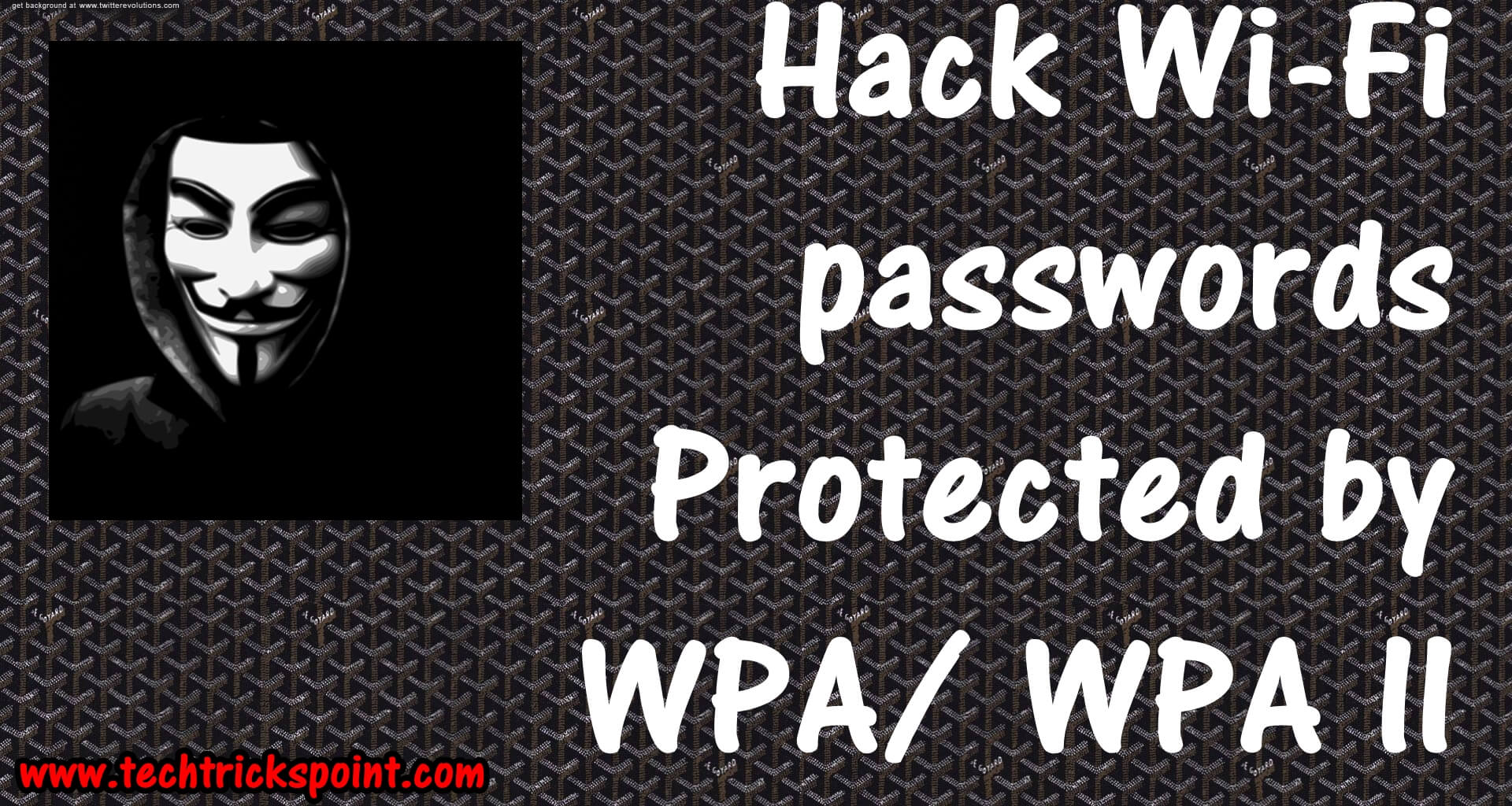 how to hack Wi-Fi