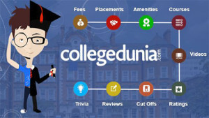 CollegeDunia Homepage