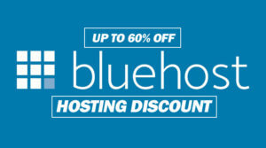 Bluehost Black Friday Cyber Monday 2016 Deals / Discount Offers