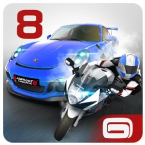 Asphalt 8 - Airborne - Best Free Racing Game to Play Without WiFi