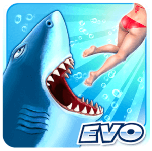 Hungry Shark Evolution - Free Games Without WiFi - No WiFi Games to Play without WiFi