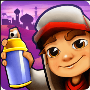 Subway Surfers - Best No WiFi Games to Play Without WiFi